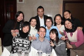 Annual Companion's Appreciation Dinner 2010