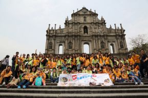 Camp Macau @ City of Dreams