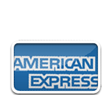 Amex, Cheque or Bank Transfer